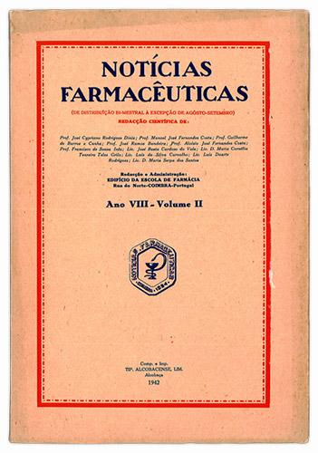 JABA | Notícias Farmacêuticas 1942