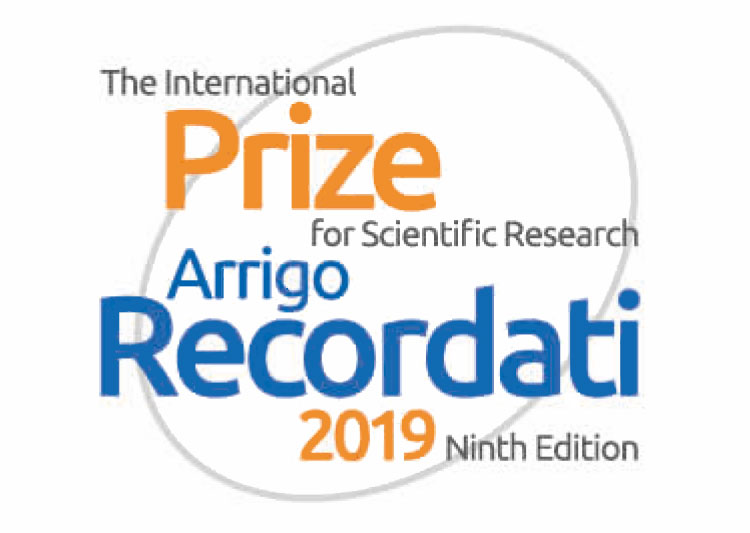 The International Prize for Scientific Research Arrigo Recordati | Nominations | 2019