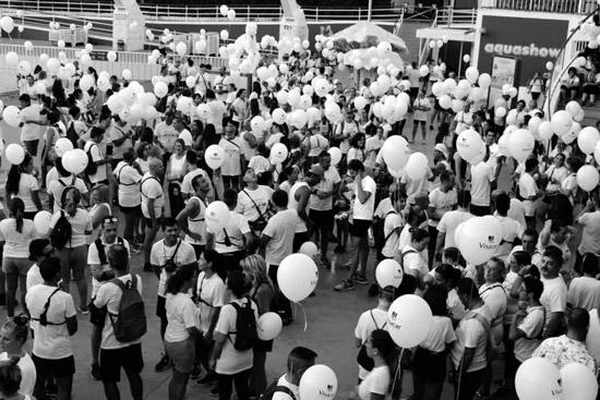5.ª Corrida Branca Let s Go Run no Aquashow/Pestana Vila Sol