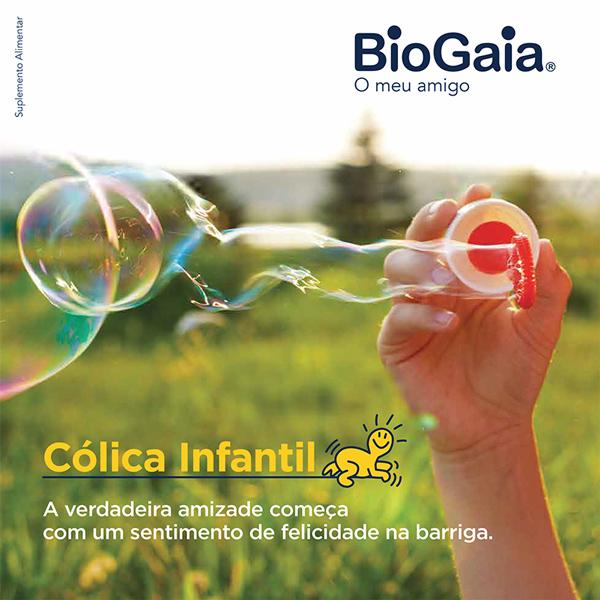 Cólica Infantil   BioGaia®