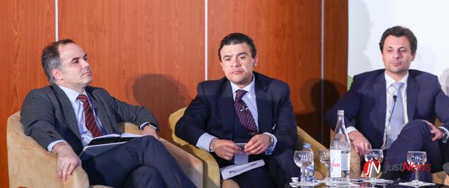 Alexandre Lourenço, Nélson Pires e Ricardo Mestre