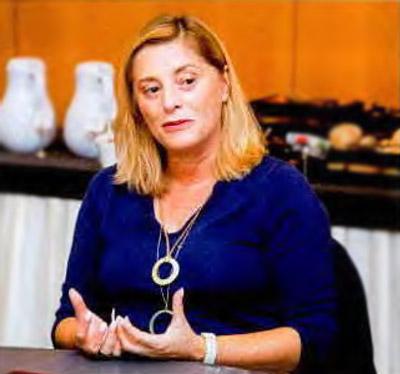 Eunice Antunes | Directora de Recursos Humanos e COE lberia Talent Management da Sanofi