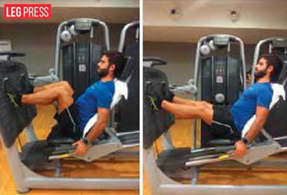 Exercício - Leg Press