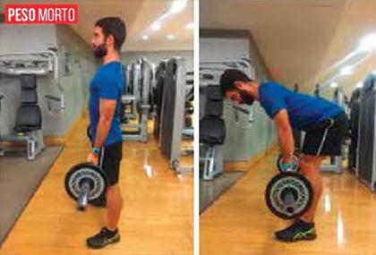 Exercício - Peso Morto