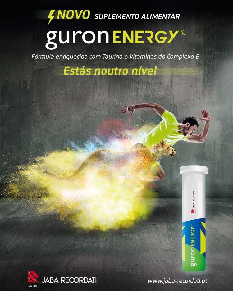 GuronENERGY® - Suplemento Alimentar