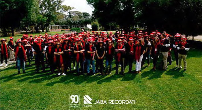 Jaba Recordati | Evento Interno