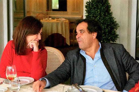 Leonor Dias (Vodafone) e Pedro Mota Carmo (Nos)
