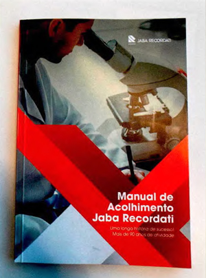 Manual de Acolhimento Jaba Recordati