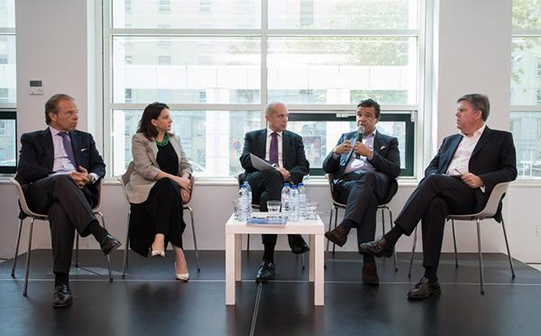 Mesa Redonda - Ética nos Negócios
