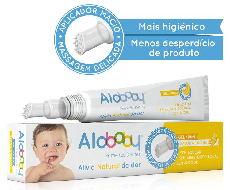 AloBaby® Primeiros Dentes - Embalagem