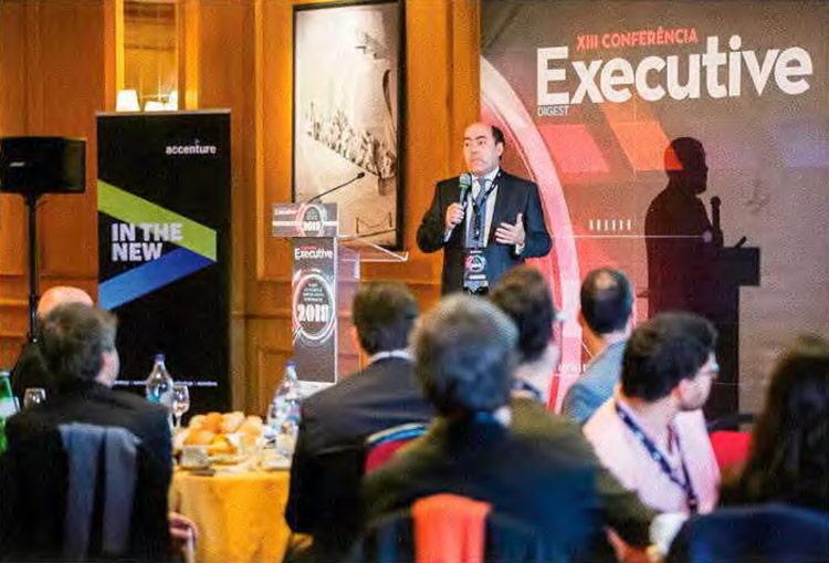 Paulo Carmona, presidente da Direcção da Missão Crescimento