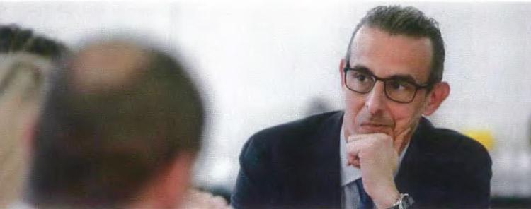 Pedro Vendeira | Presidente da Sociedade Portuguesa de Andrologia