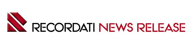 Recordati News Release