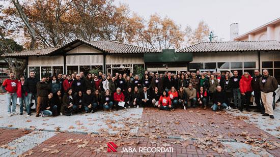 Recordati Quer - Responsabilidade Social da Farmacêuttica Jaba Recordati | novembro 2018