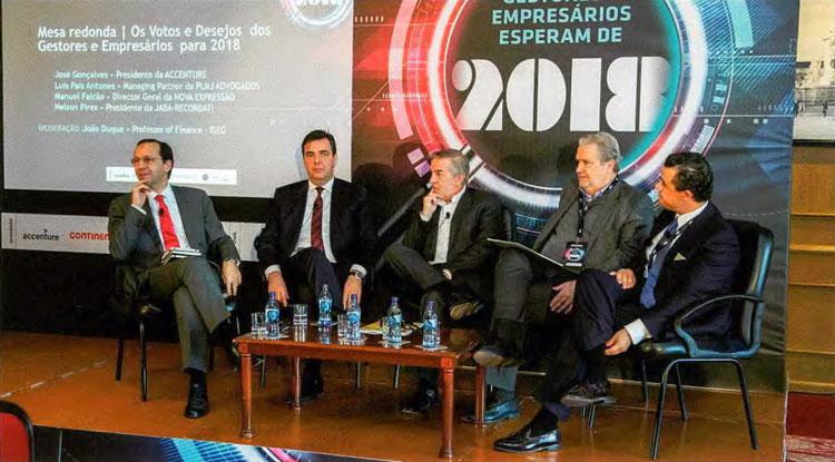 Mesa Redonda | XIII Conferência Executive Digest